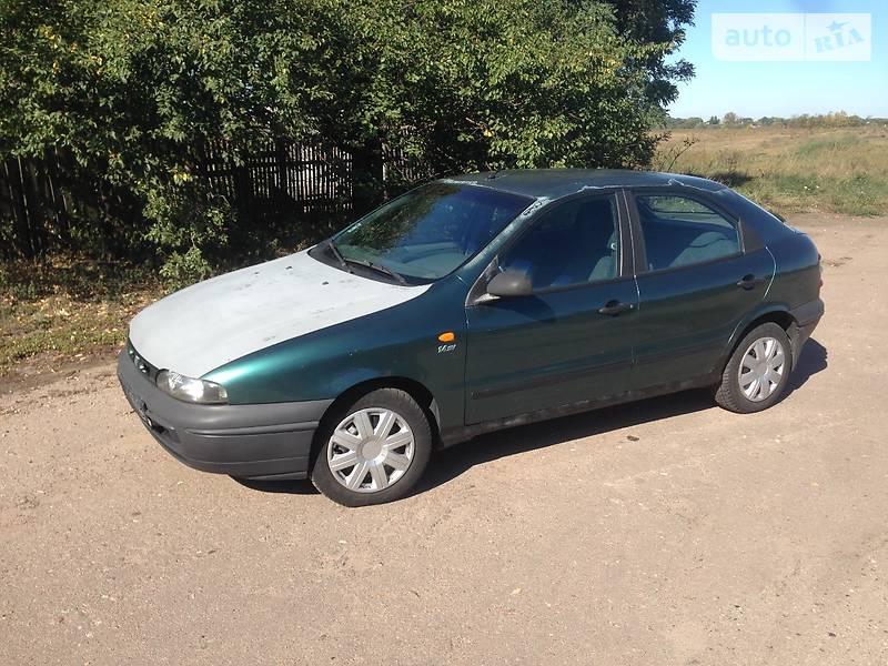 Fiat Marea 2001 года