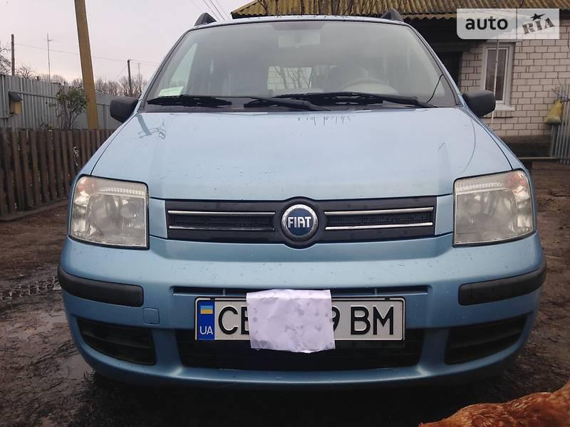 Fiat Panda 2005 року