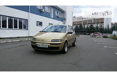Fiat Punto 1,9D 2001