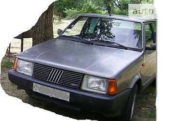 Fiat Regata 85S 1986