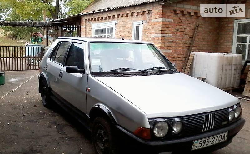 Fiat Ritmo 1988 року