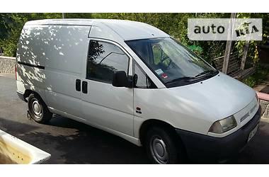 Fiat Scudo груз. turbo 1999