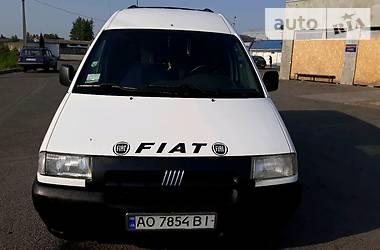 Fiat Scudo груз. 1.9td 1998