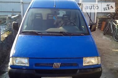 Fiat Scudo груз. TD 1999