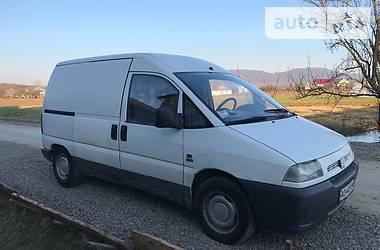 Fiat Scudo груз. 1.9TDI 1996