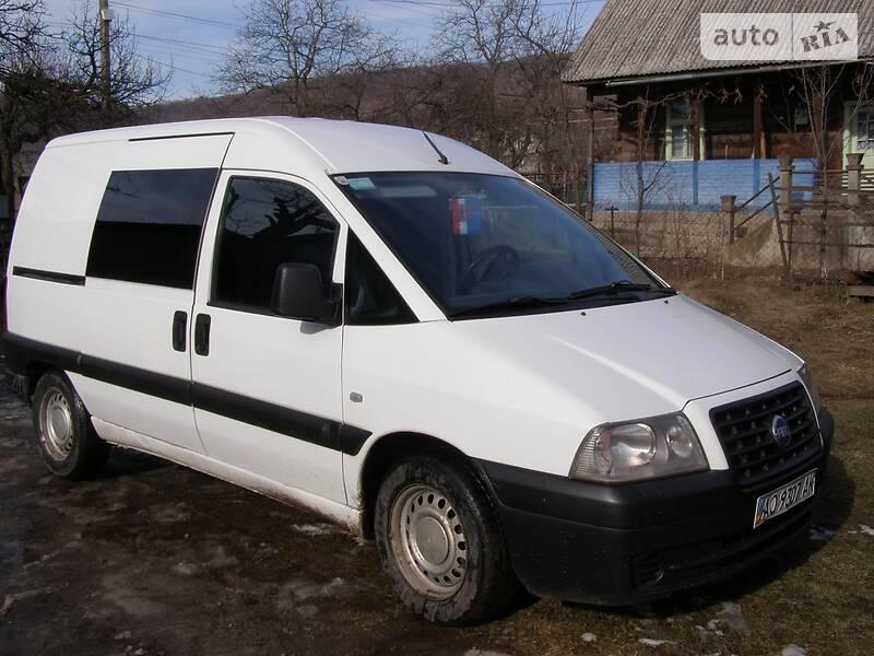 Fiat Scudo груз.