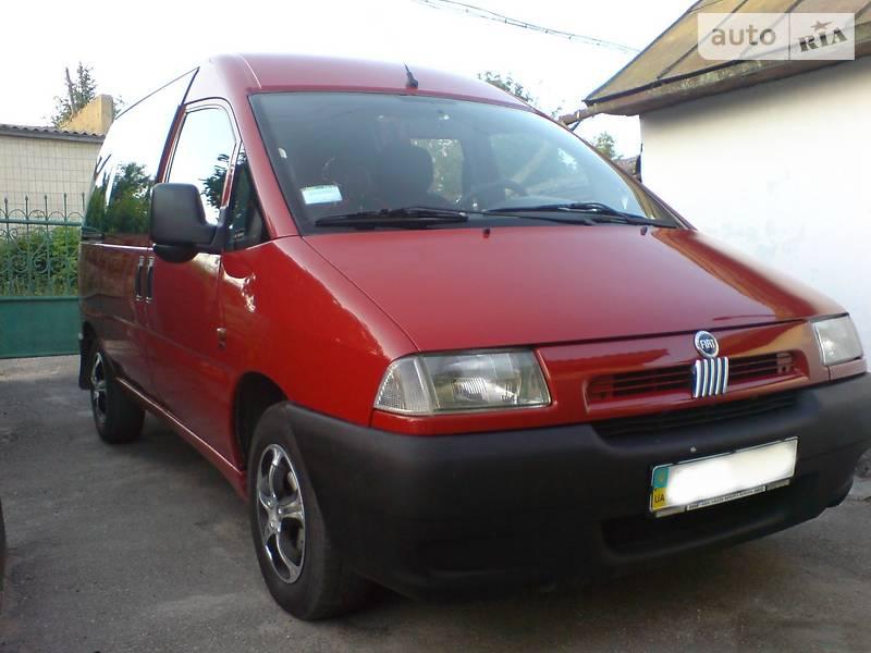 Fiat Scudo пасс.