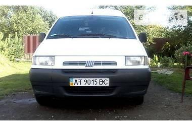 Fiat Scudo пасс. TURBO 1997
