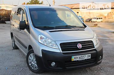 Fiat Scudo пасс. MAXI 2008