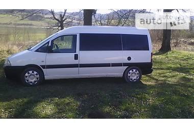Fiat Scudo пасс. maxi 2004