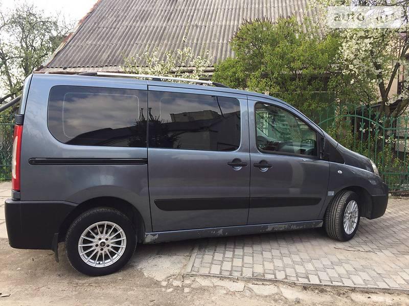 Fiat Scudo 2008 года