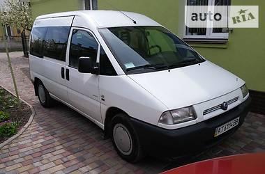 Fiat Scudo пасс. original 9pass 2001