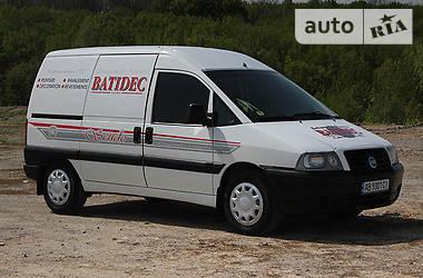 Fiat Scudo пасс.  2005