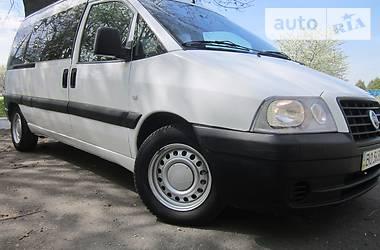 Fiat Scudo пасс. LONG A/C 81kVt 2/0 2005