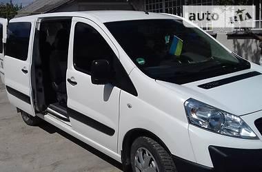 Fiat Scudo пасс.  2009
