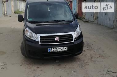 Fiat Scudo пасс.  2014
