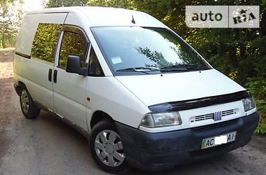 Fiat Scudo пасс.  1999