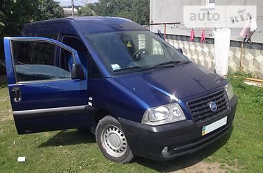 Fiat Scudo пасс. JTD 2005