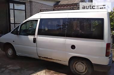 Fiat Scudo пасс. 1.9 2000