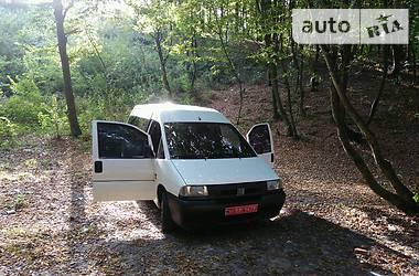 Fiat Scudo пасс. 1,9D 2000