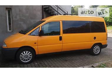 Fiat Scudo пасс. Long 2000