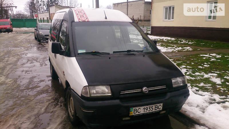 Fiat Scudo 2002 року