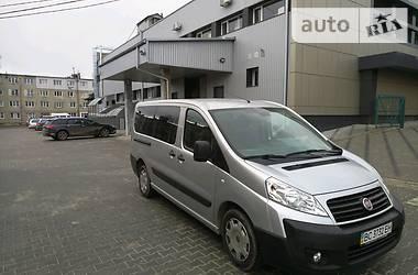 Fiat Scudo пасс. 2.0 2008