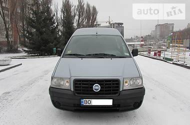 Fiat Scudo пасс.  2006