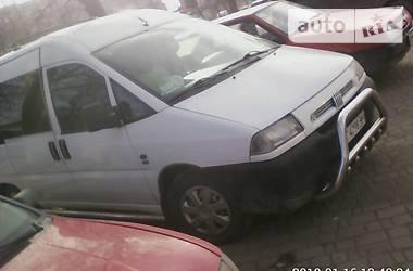 Fiat Scudo пасс. 1.9 тд 2000