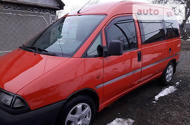 Fiat Scudo пасс.  2002