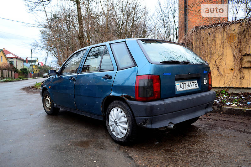 Fiat Tipo 1989 года