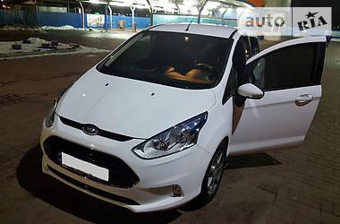 Ford B-Max Trend Plus 2014