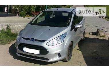 Ford B-Max 1.5D 2015