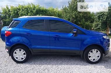 Ford EcoSport АКП 2015