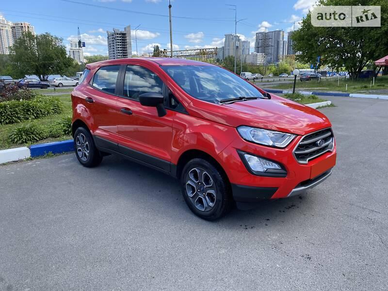 Универсал Ford EcoSport