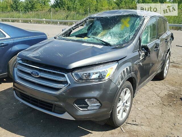 Ford Escape 2017 года