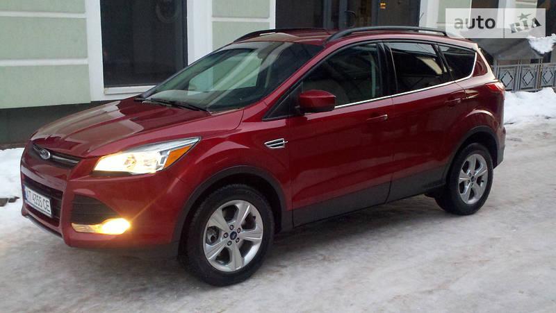 Ford Escape 2014 года