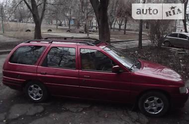 Ford Escort clx 1992