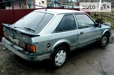 Ford Escort GAF 1987