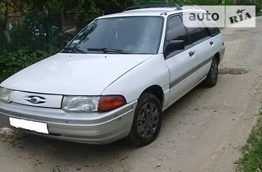 Ford Escort LX 1992