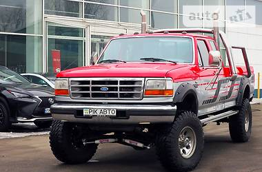 Ford F-250 7.3L Power Strok XLT 1995
