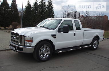 Ford F-250 LONG 2008