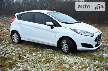 Ford Fiesta ecoboost 1.0 2015