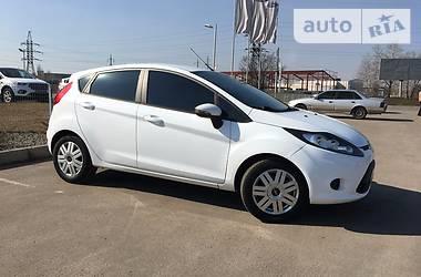 Ford Fiesta fiesta 2011