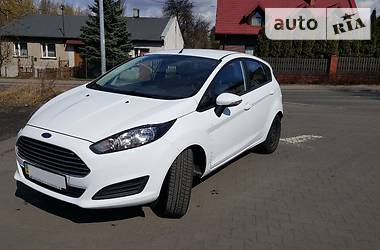 Ford Fiesta Comfort 2014