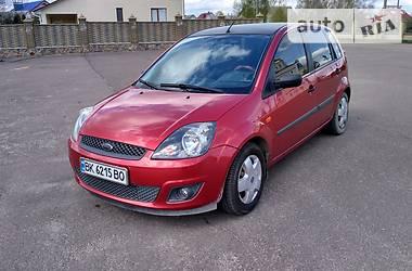 Ford Fiesta MK V 2006