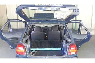 Ford Fiesta 3 1995