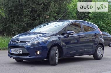 Ford Fiesta 1.4 TDCI 5d Trend + 2011