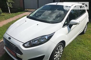 Ford Fiesta 1.5 TDCI 2013