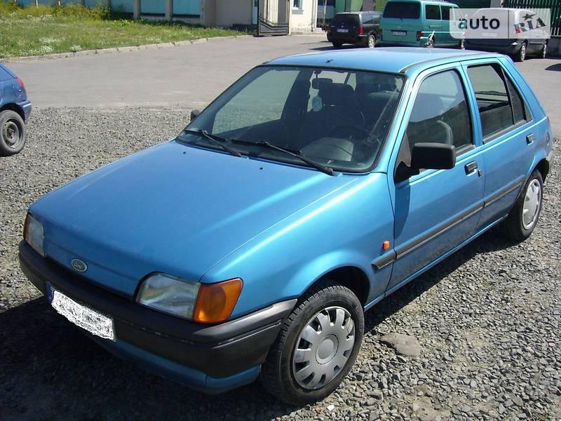 Ford Fiesta 1994 года